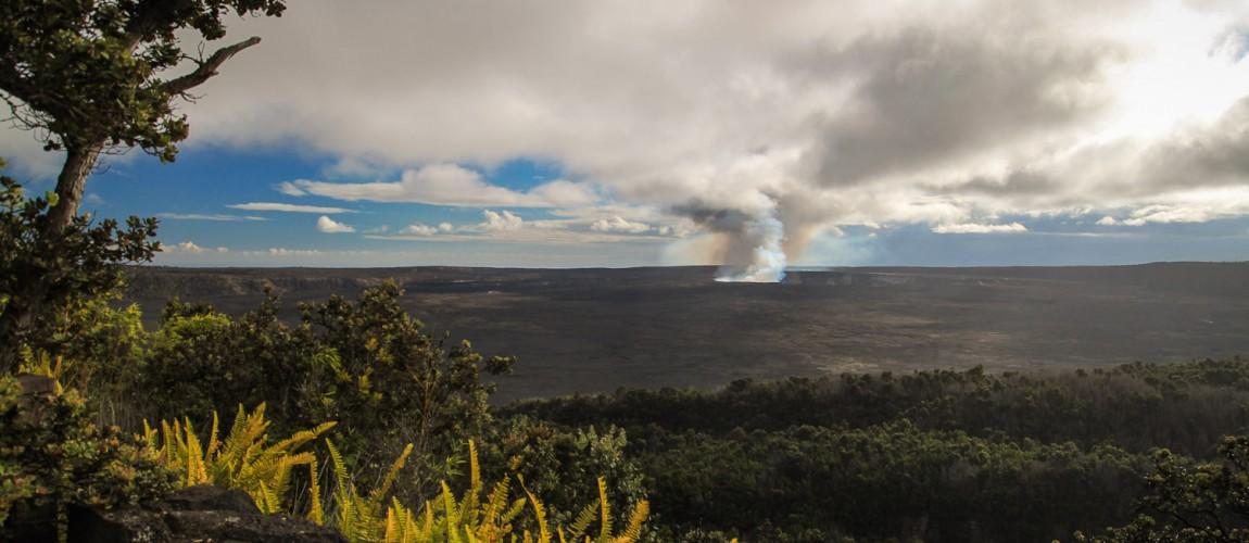 Halemaumau Crater – Home of Pele