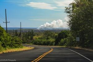 Highway 130 nach Kalapana