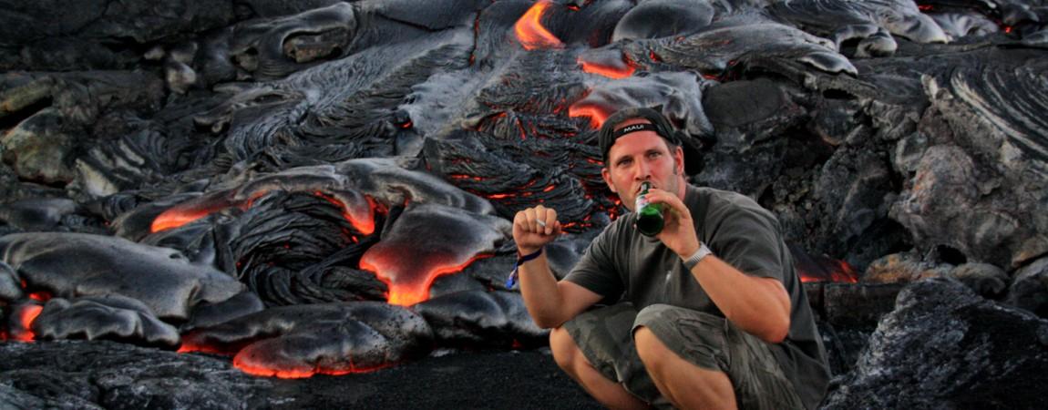 Lava-Abenteuer in der Presse
