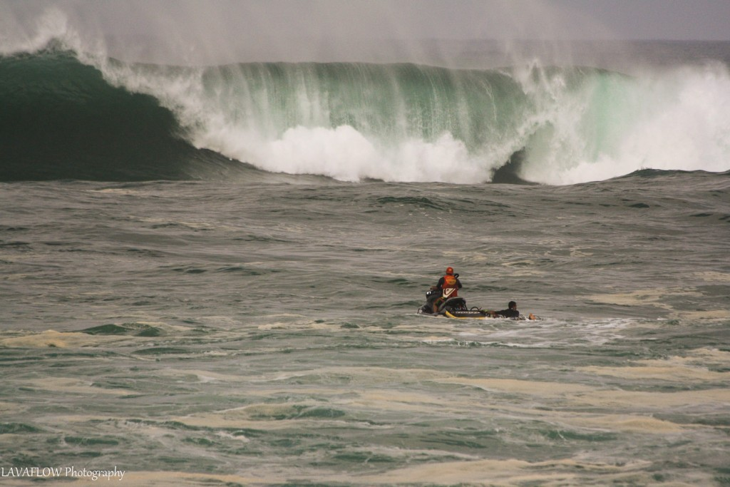 North Shore Wipe-out
