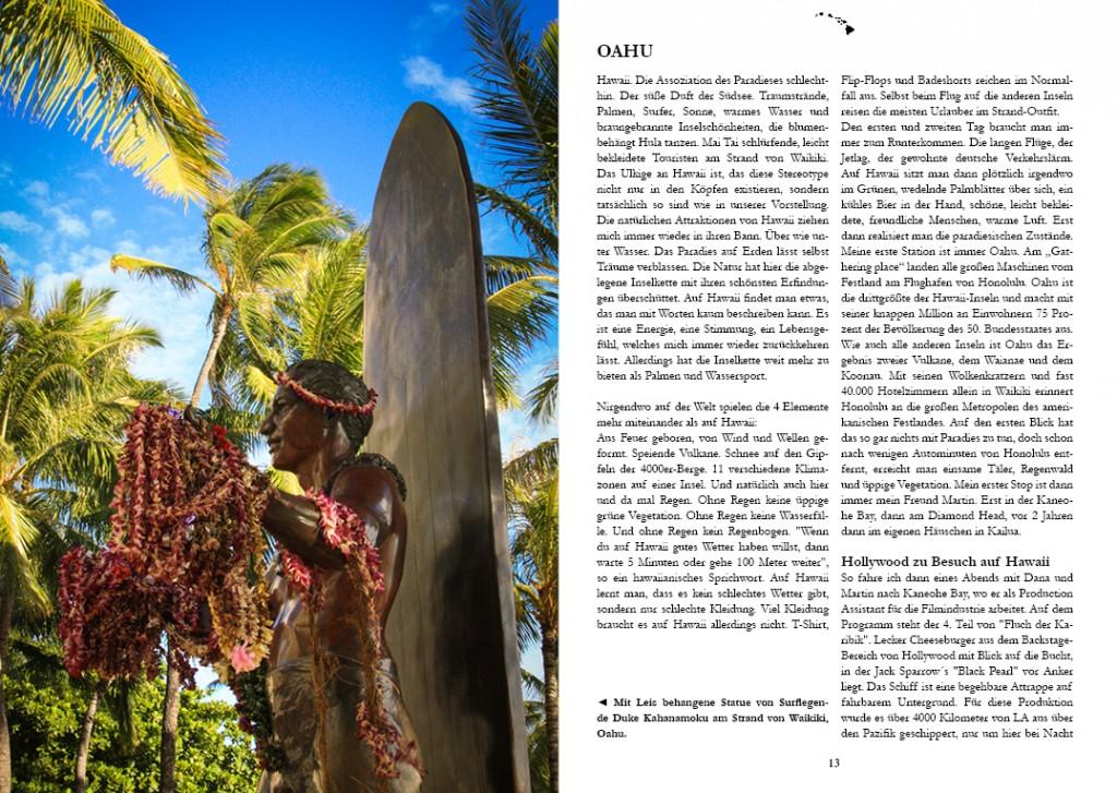 Hawaii-Buch Leseprobe 3