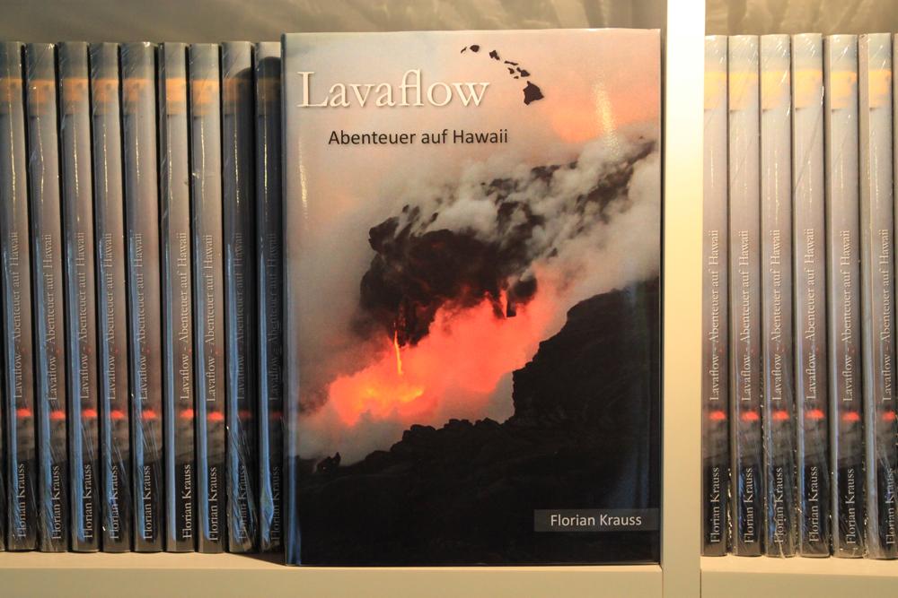 Veröffentlichung Hawaii-Buch