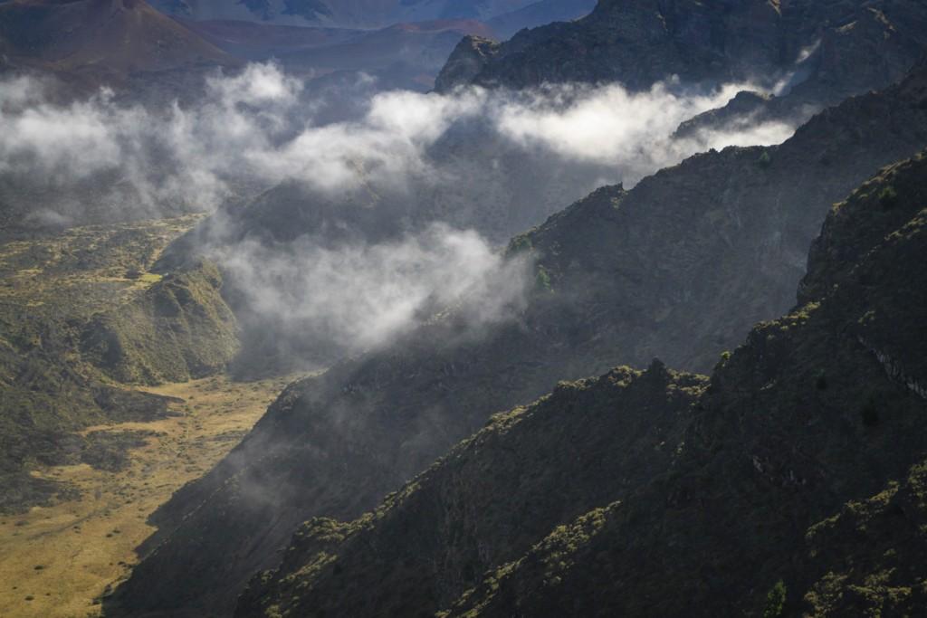 Aufstieg Haleakala