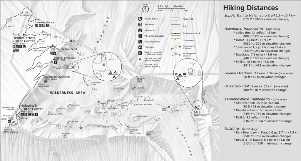 Haleakala-Trail-Map