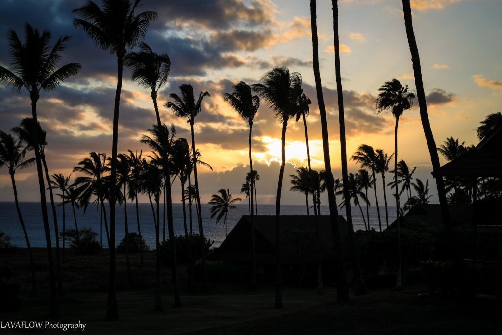 Sunset Molokai
