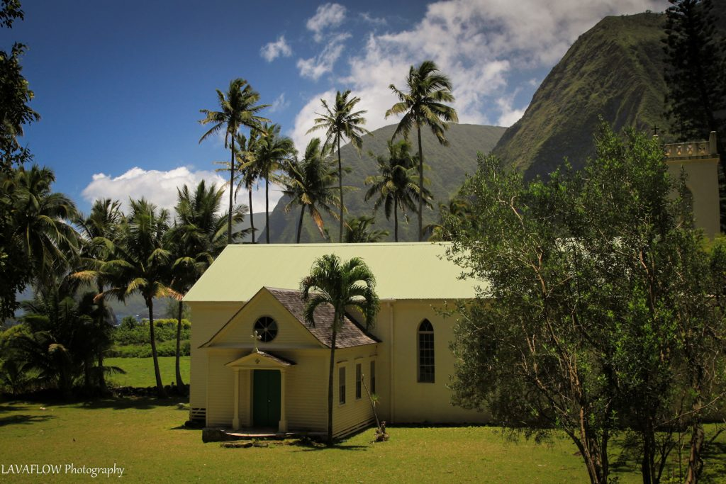 Father Damien´s Church