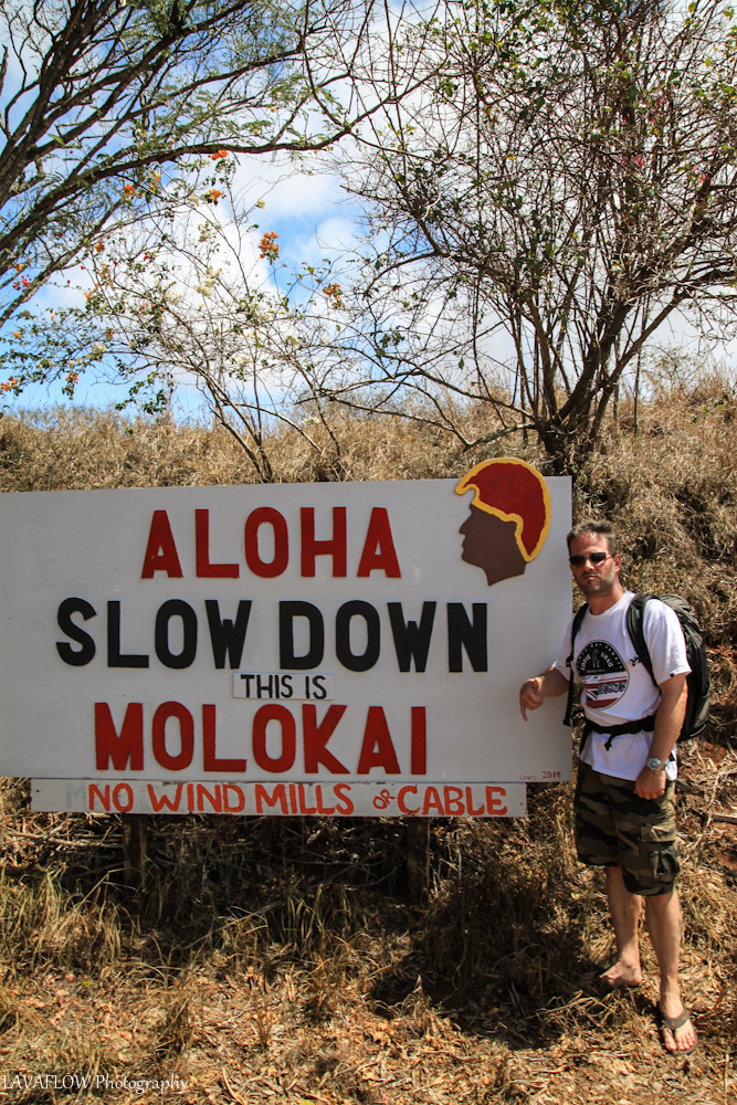 Molokai - The friendly Isle